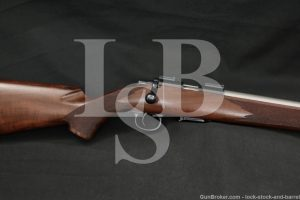 """Cooper Arms Model 36 .22 LR 24"""" Blue & Stainless Bolt Action Rifle"""