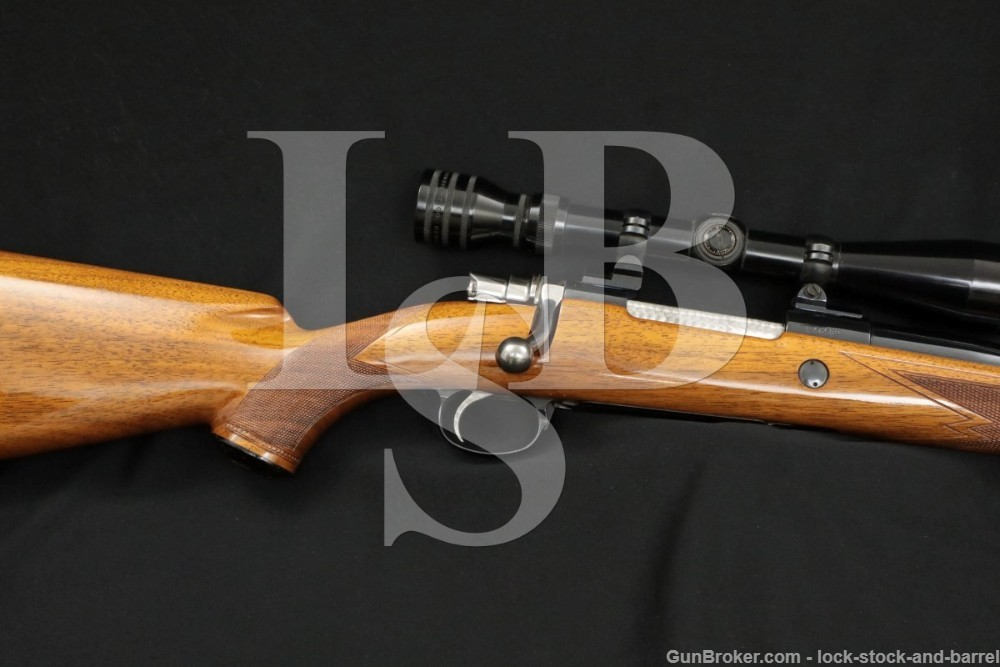 Custom Fabrique Nationale FN .284 Winchester Sporting Bolt Action Rifle C&R