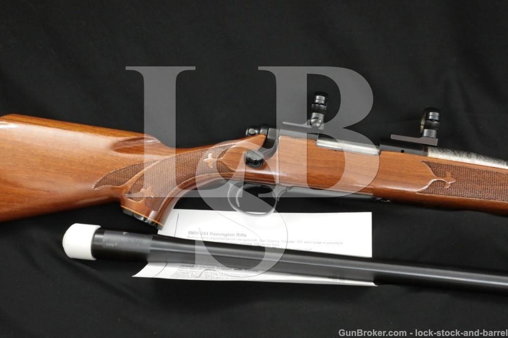 "Dan Dowling Custom Remington 700 BDL 6mm-284 26"" Hart Barrel Bolt Rifle"