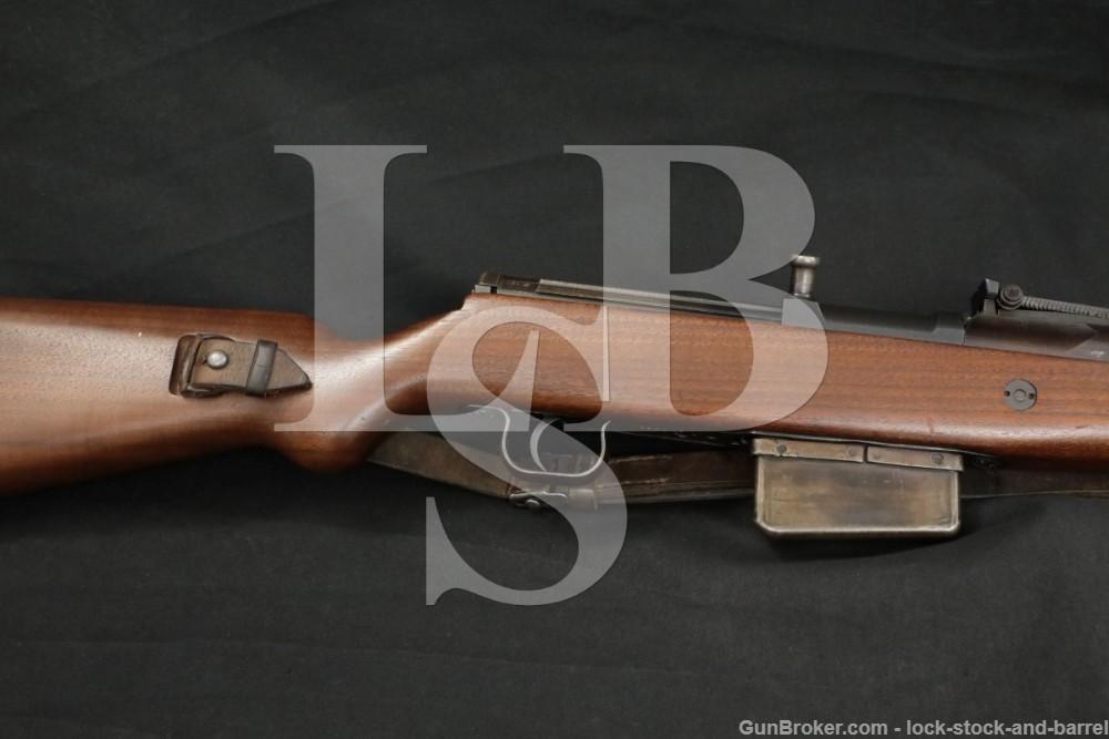 German G41 Nazi Gewehr 41 duv 43 8mm Semi Automatic Rifle C&R