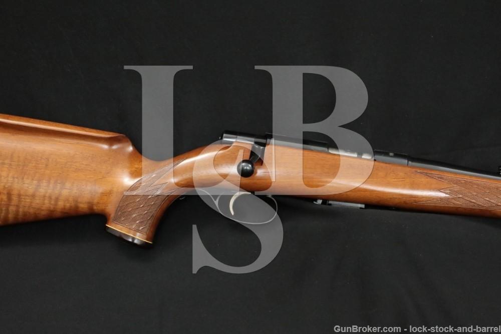 German Savage Anschutz 54M 54 M Sporter .22 WRM Bolt Action Rifle MFD 1973