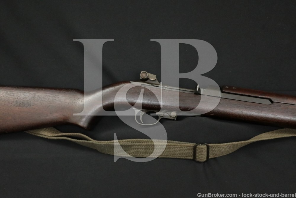 Inland Division M1 Carbine .30 Semi Automatic Rifle MFD 1943 C&R