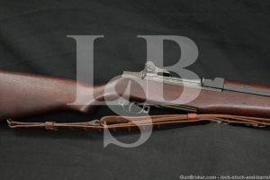 International Harvester IHC Gap Letter M1 M-1 Garand .30-06 Semi-Auto Rifle