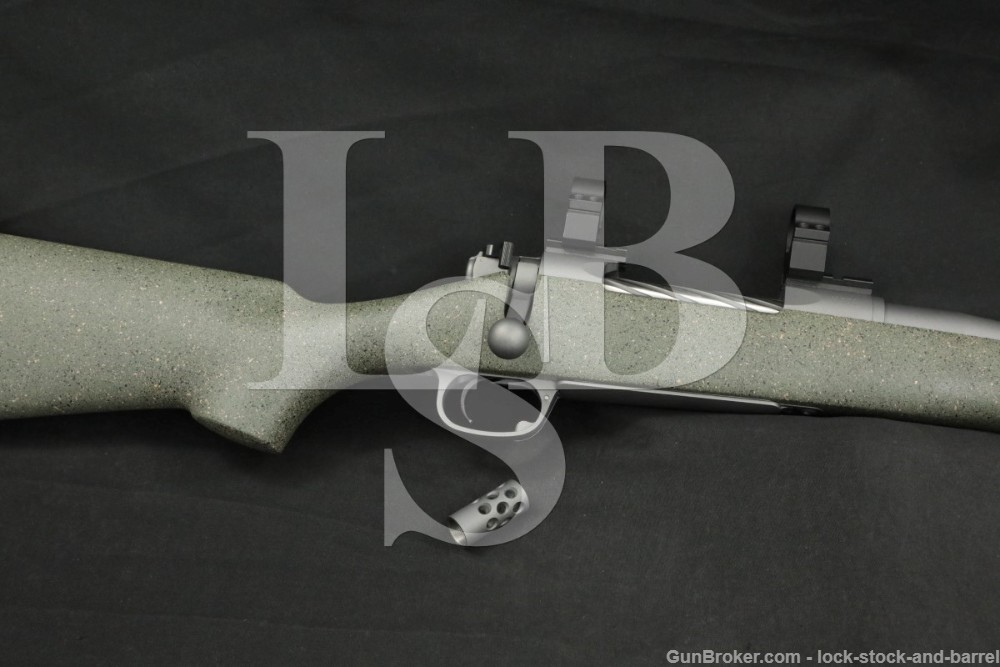 """Legendary Arms Works M704 Professional .300 Win Mag 24"""" Bolt Rifle MFD 2016"""