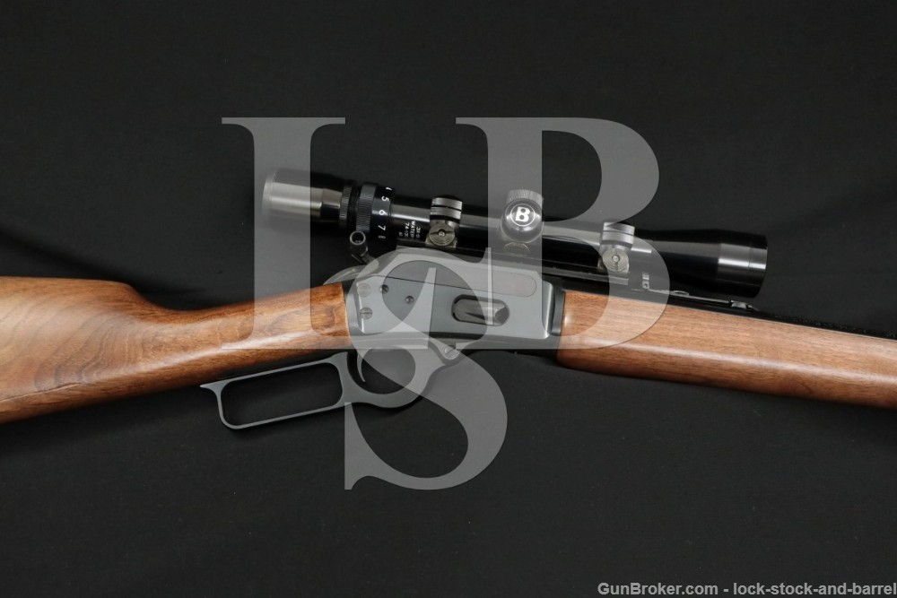 Marlin Firearms Co. Model 1894CS 357 Mag 38 Spl. JM Lever Action Rifle 1991