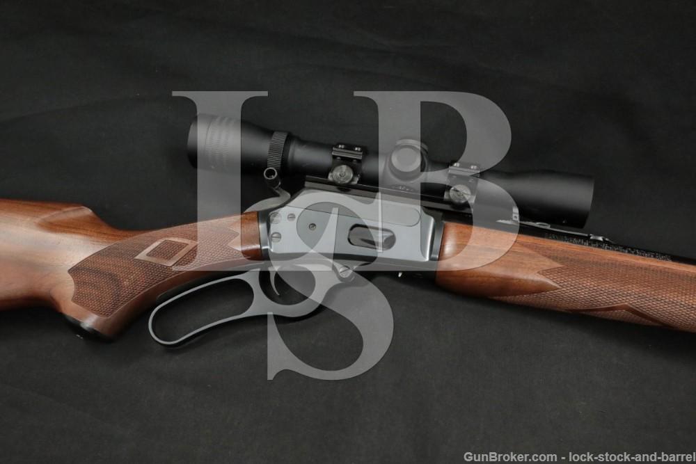 Marlin Firearms Co. Model 1894PG .44 Rem/Spl JM Scoped Lever Rifle MFD 2003