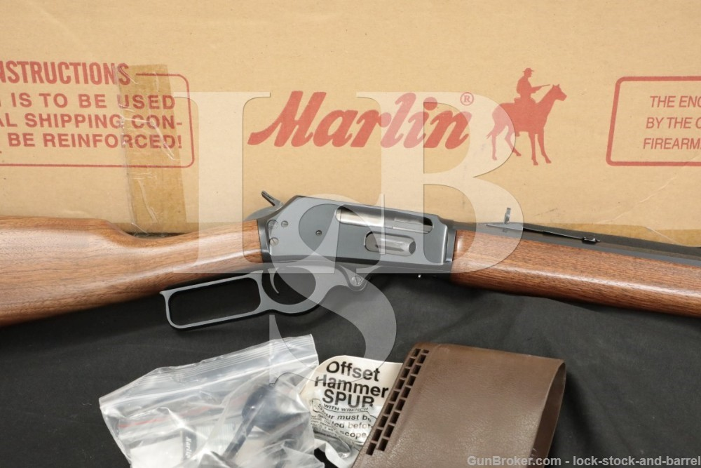 "Marlin Firearms Co. Model 1895CB 1895-CB .45-70 Gov't 26"" Lever Rifle, 2006"