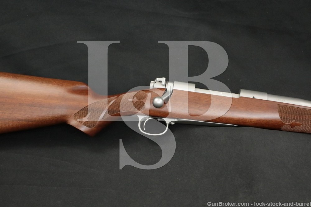 "Montana Rifle Co. Model ASR SS American Standard Rifle 7mm-08 Rem 24"""