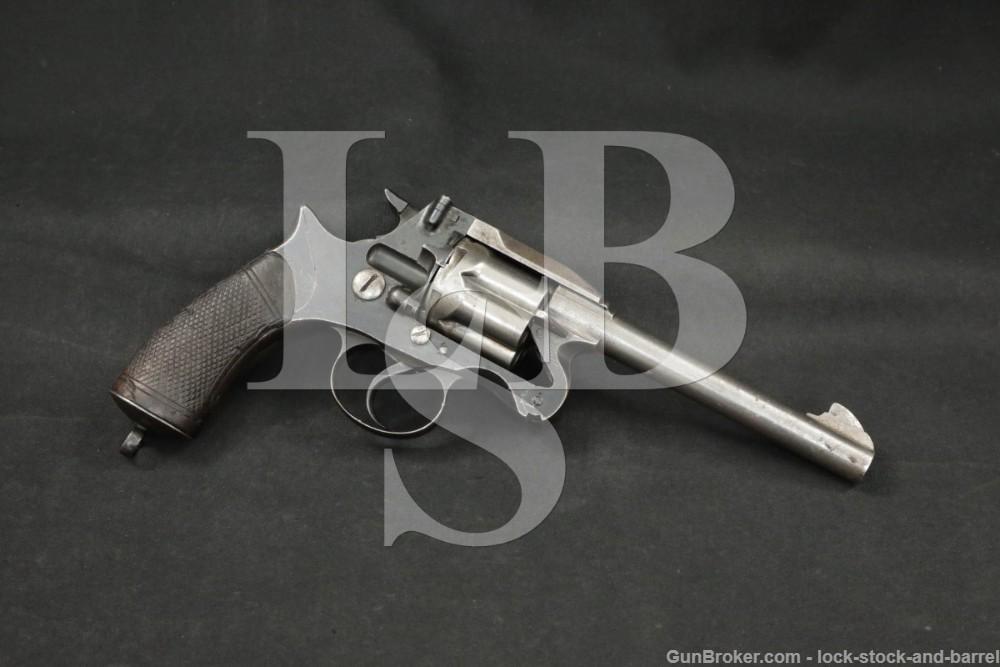 RSAF Enfield MkI MK-I Mark I .476 British Navy Revolver, 1800-1882 Antique