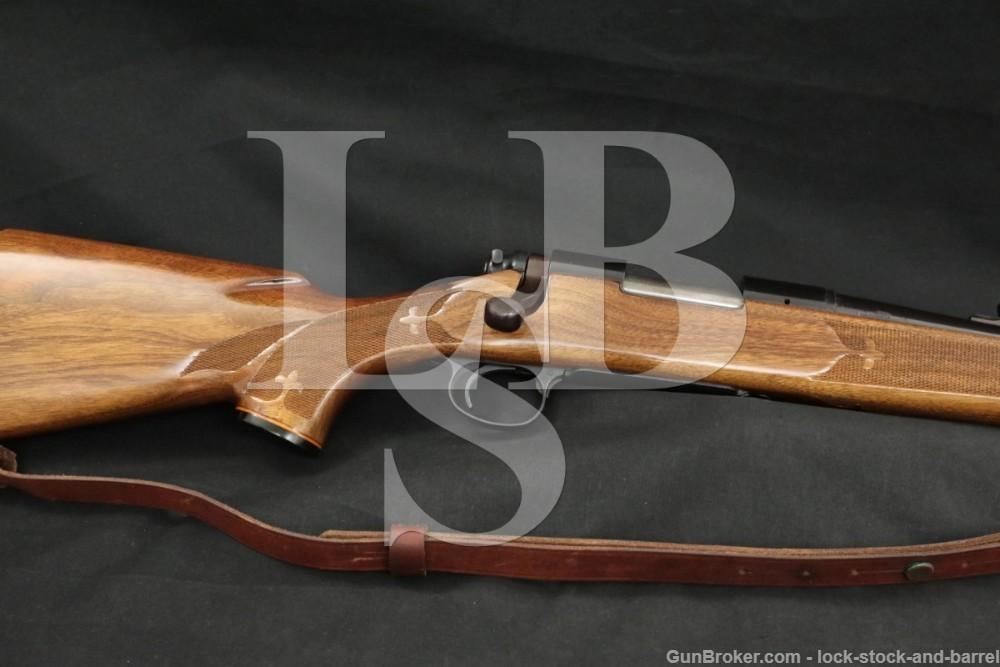 "Remington Model 700 BDL .308 Winchester 22"" Bolt Action Rifle MFD 1967 C&R"