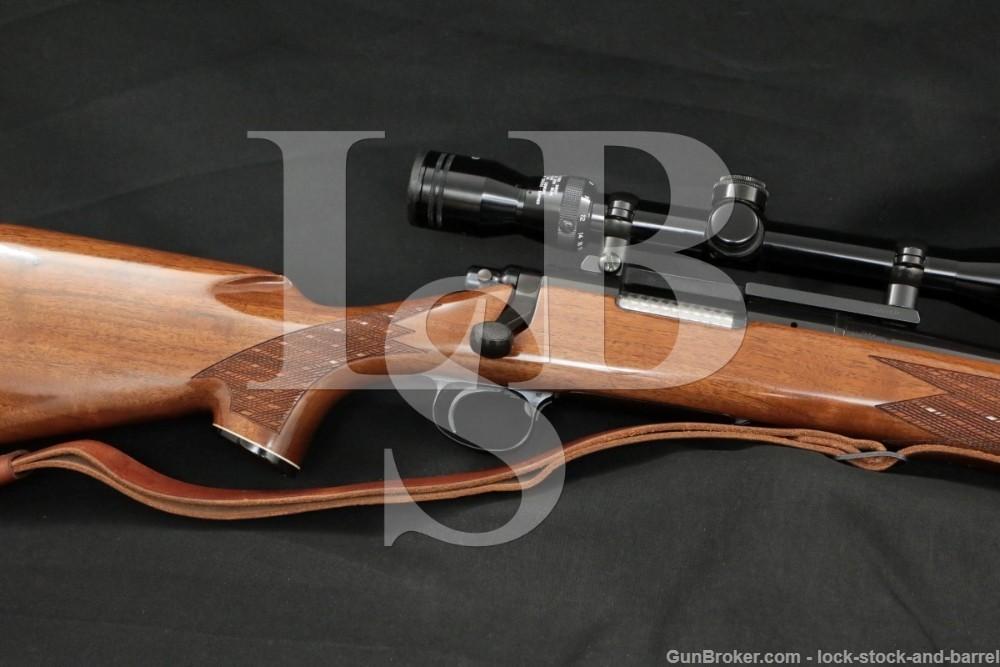 """Remington Model 700 BDL Varmint Special .22-250 24"""" Bolt Action Rifle 1983"""