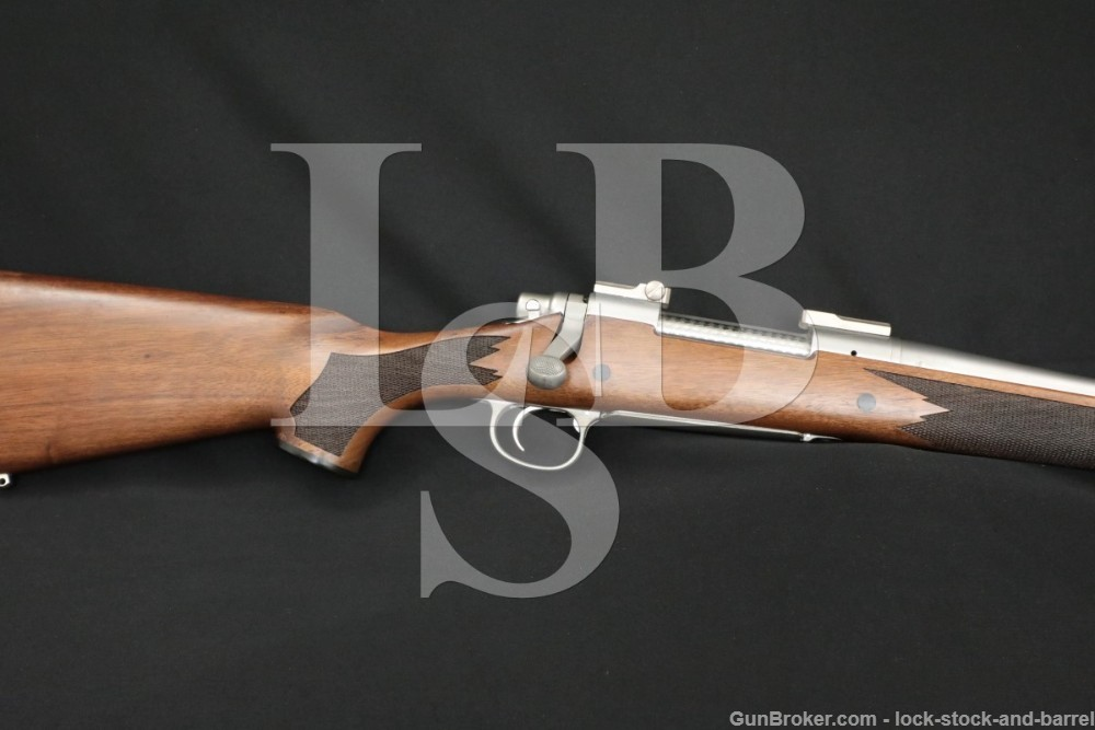 """Remington Model 700 CDL SF 257 Wby Mag 26"""" Stainless Bolt Action Rifle 2013"""
