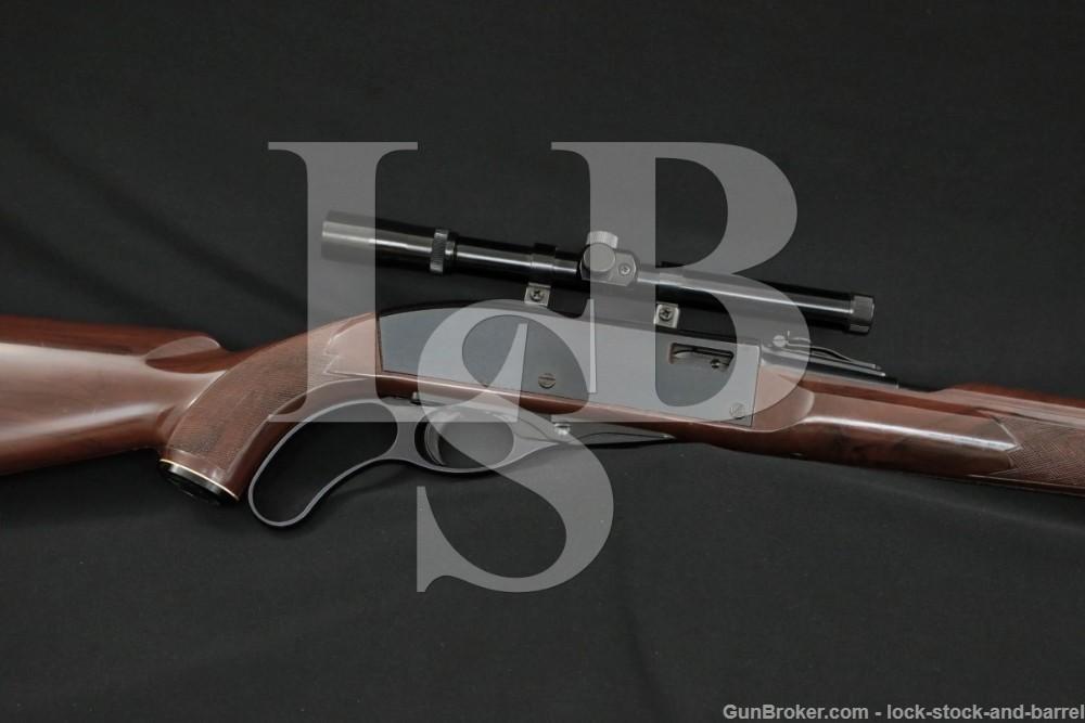 Remington Model Nylon 76 Trailrider MB .22 LR Lever Action Rifle 1962 C&R