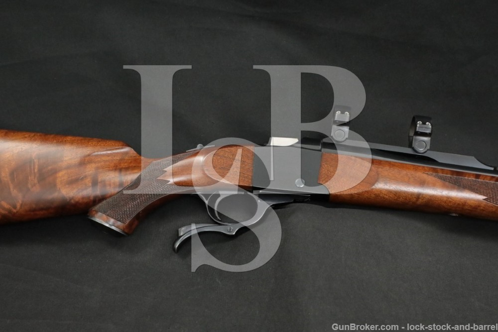 Ruger Early 4-Digit No. 1 No-1 Number-1 #1 6mm Remington Rifle MFD 1969 C&R