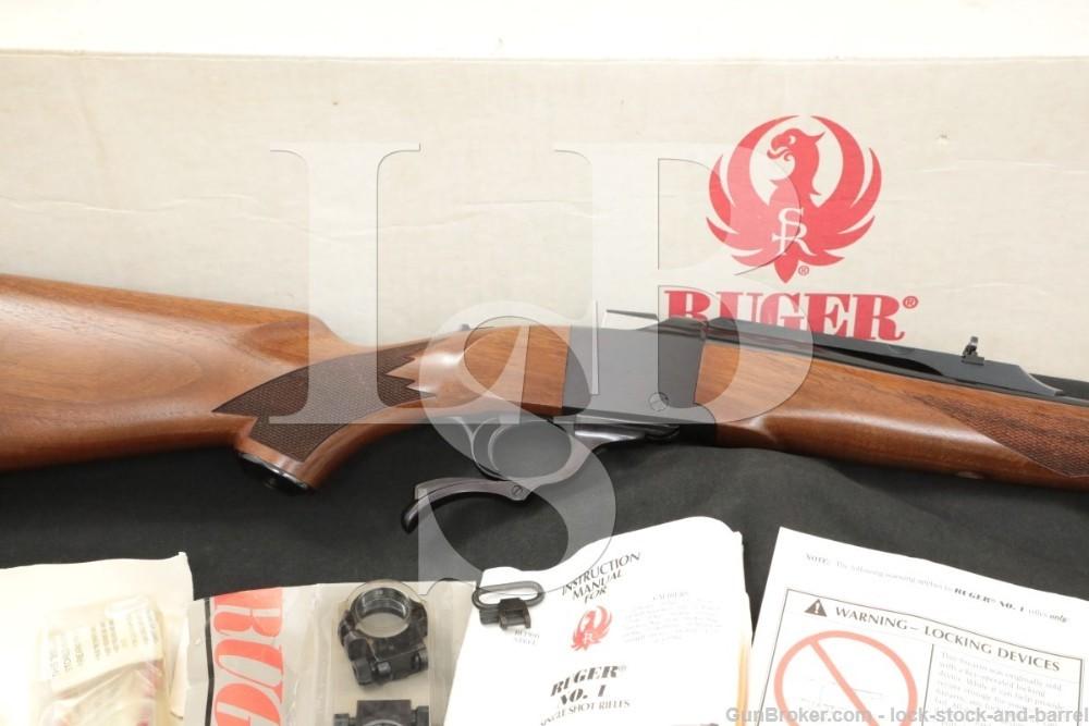 Ruger No 1 No-1 Number-1 International 01361 243 Win Single Shot Rifle 2016