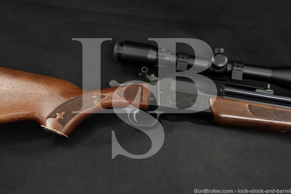 Savage 24V 24-V .222 Remington/20 GA O/U Combination Rifle Shotgun 1967 C&R