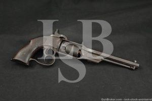 Savage Revolving Firearms .36 Caliber Percussion Revolver 1861-1865 Antique