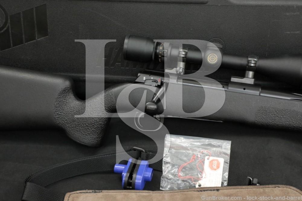 Sig Arms Model SHR970 SHR-970 .300 Win. mag Scoped Bipod Bolt Action Rifle