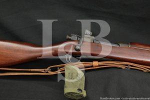 Smith Corona 1903A3 03-A3 .30-06 Bolt Action Military Rifle MFD 1943 C&R