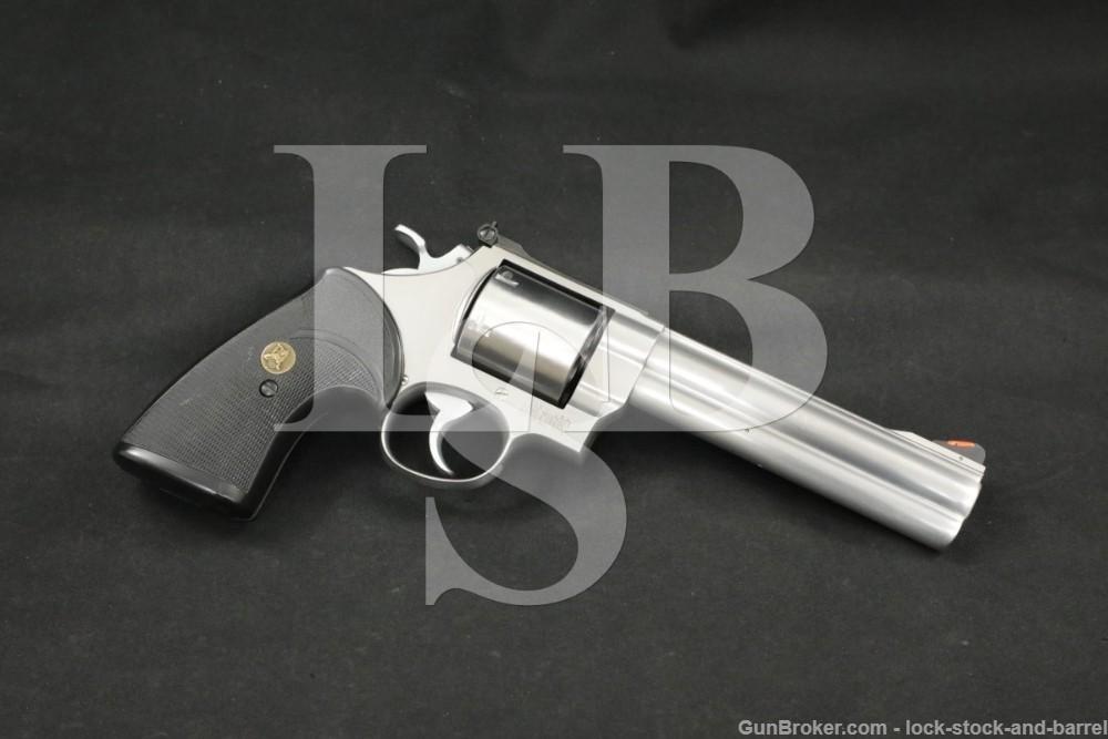 """Smith & Wesson S&W Model 629-3 .44 Magnum 6"""" DA/SA Revolver 1990"""