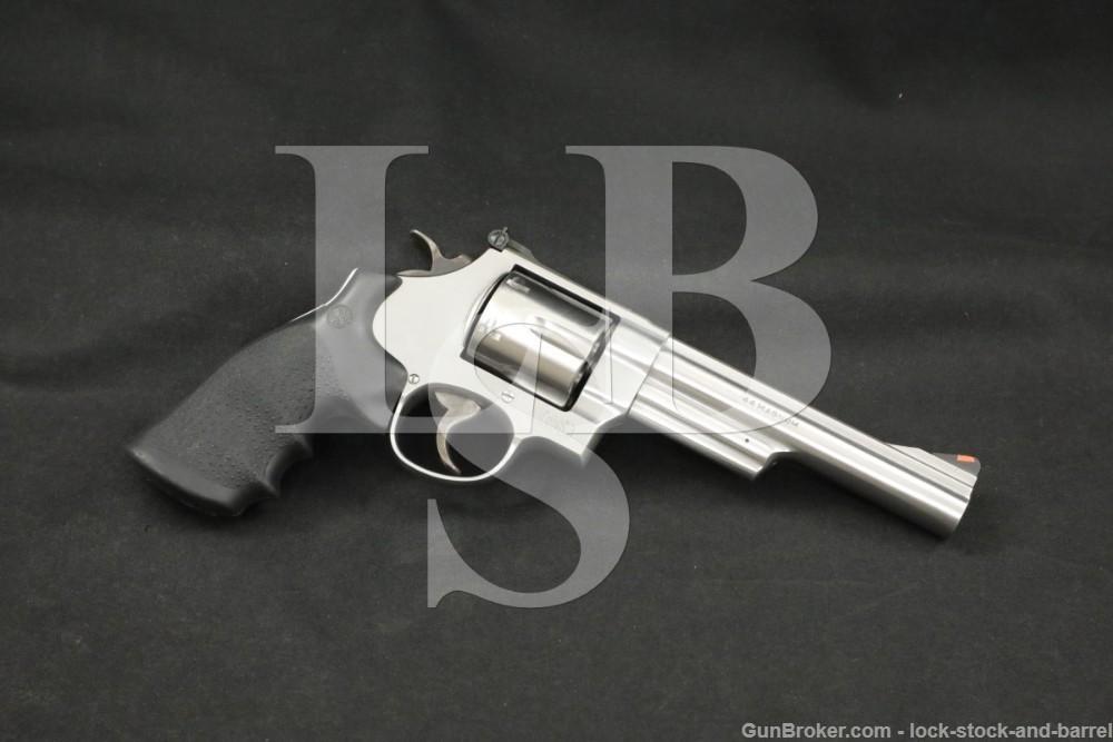 """Smith & Wesson S&W Model 629-5 .44 Magnum 6"""" DA/SA Revolver 2000"""
