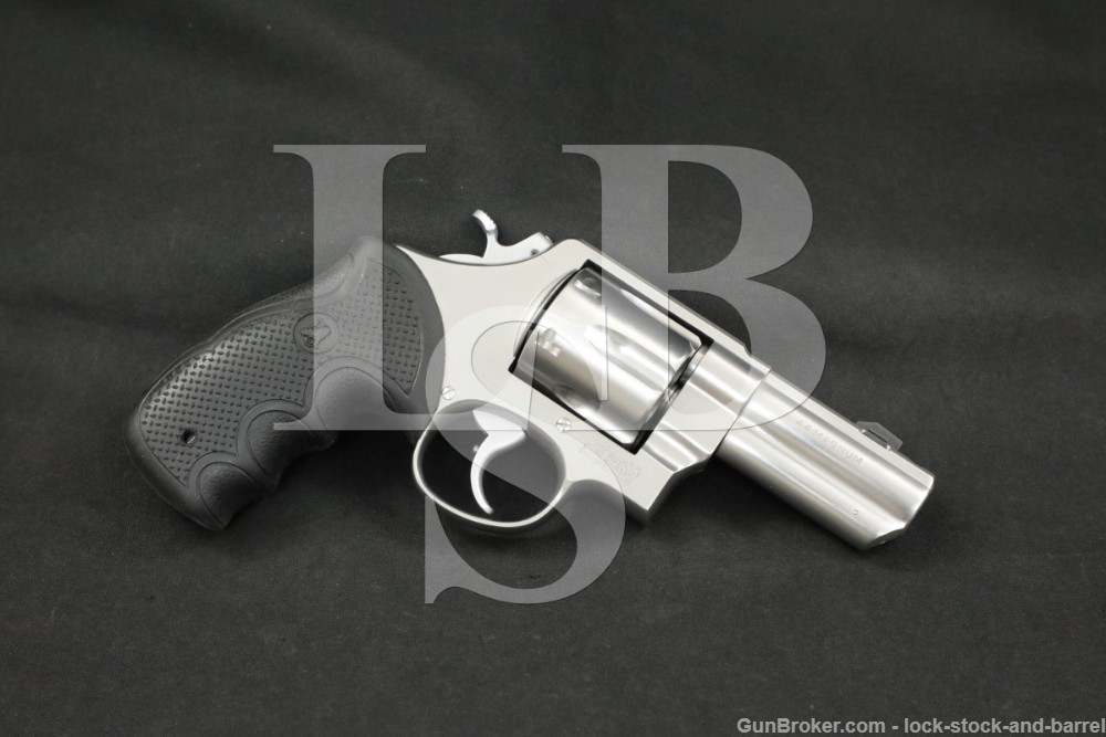 Smith & Wesson S&W Performance Lew Horton 629-3 Carry Comp .44 Mag Revolver