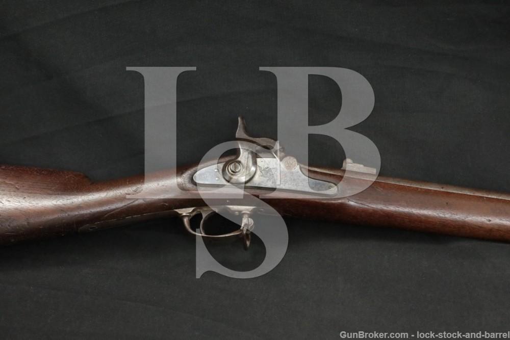 Springfield 1863 Rifled Musket .58 Cal Civil War Era Rifle ca. 1864 Antique