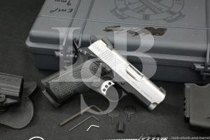 "Springfield Armory Model EMP PI9209LP 9mm 3"" Semi-Automatic Pistol 2013"