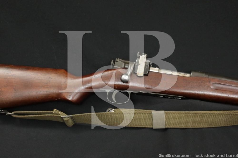 Springfield M2 Training Rifle M1922MII .22 LR Mag Fed Bolt Action C&R