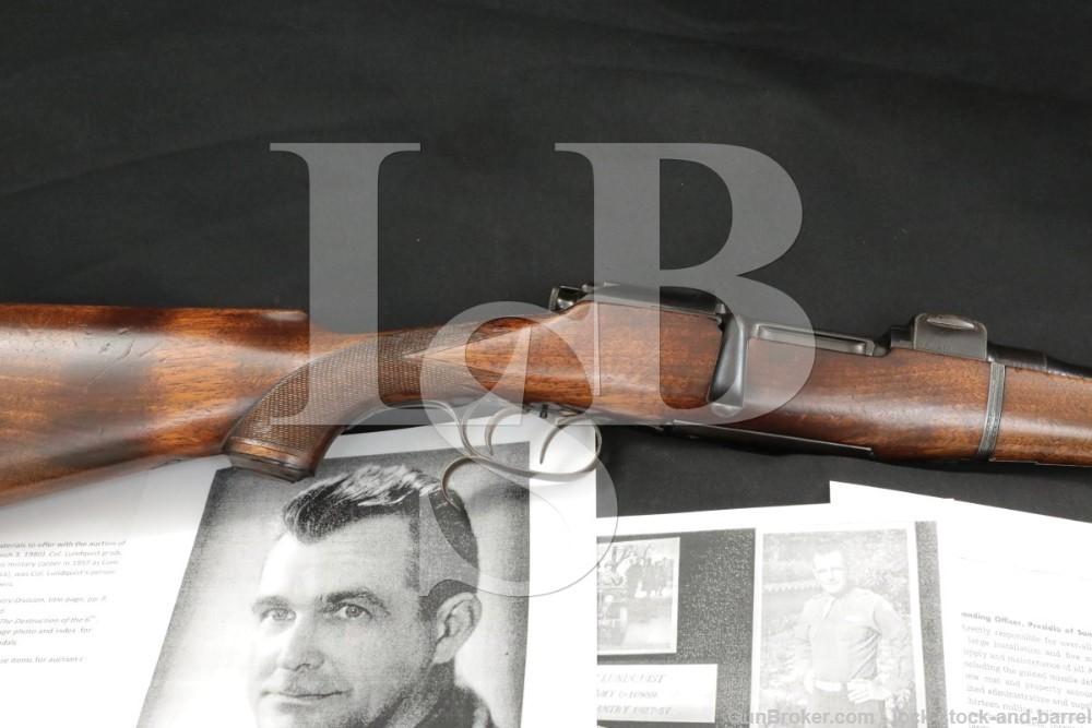 Steyr Mannlicher Schoenauer Takedown 7x57mm Mauser Bolt Rifle, MFD 1937 C&R