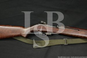 US WWII Underwood M1 M-1 Carbine .30 Military Semi-Automatic Rifle 1943 C&R