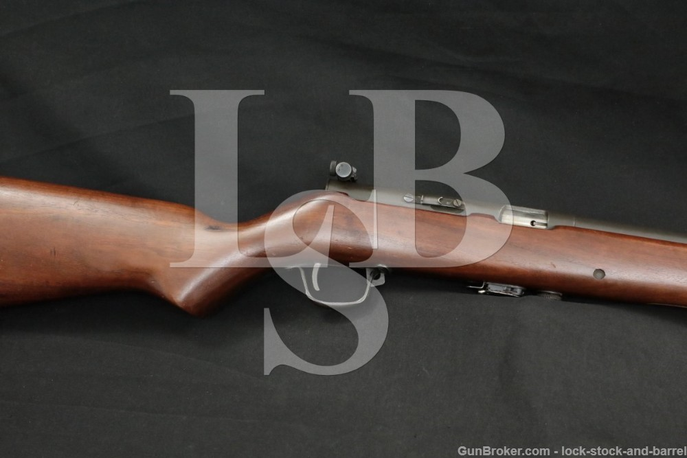 USMC Property Harrington & Richardson MC-58 65 Modified .22 LR Rifle C&R