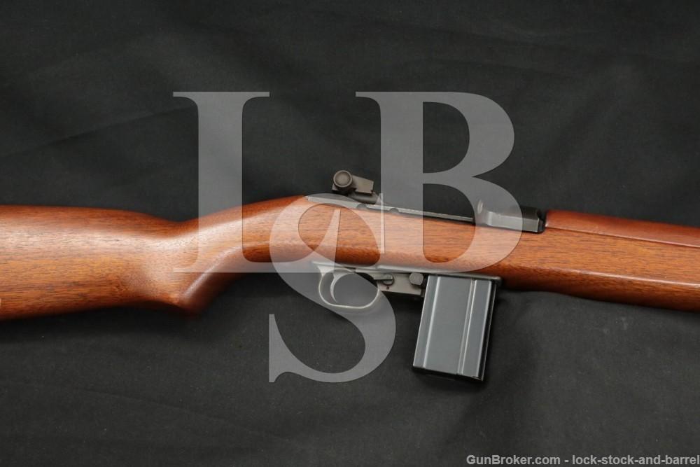 Universal Commercial M1 M-1 Carbine .30 Semi-Automatic Rifle, 1962-1967 C&R