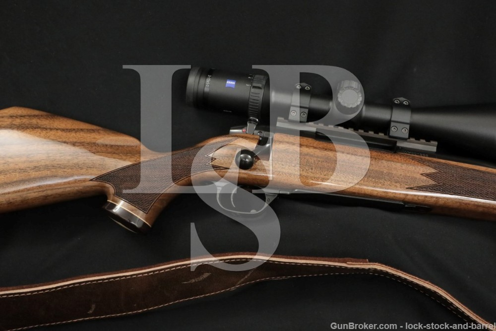 """Weatherby USA Mark V .308 Winchester 24"""" Bolt Action Rifle, MFD 2019-2021"""