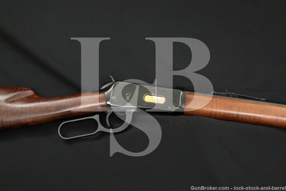 """Winchester 94 Classic 26"""" Octagonal .30-30 Lever Action Rifle, MFD 1966 C&R"""