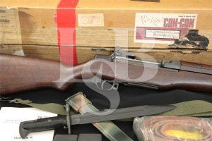 Winchester M1 Garand .30-06 Semi Automatic Rifle Accessories C&R