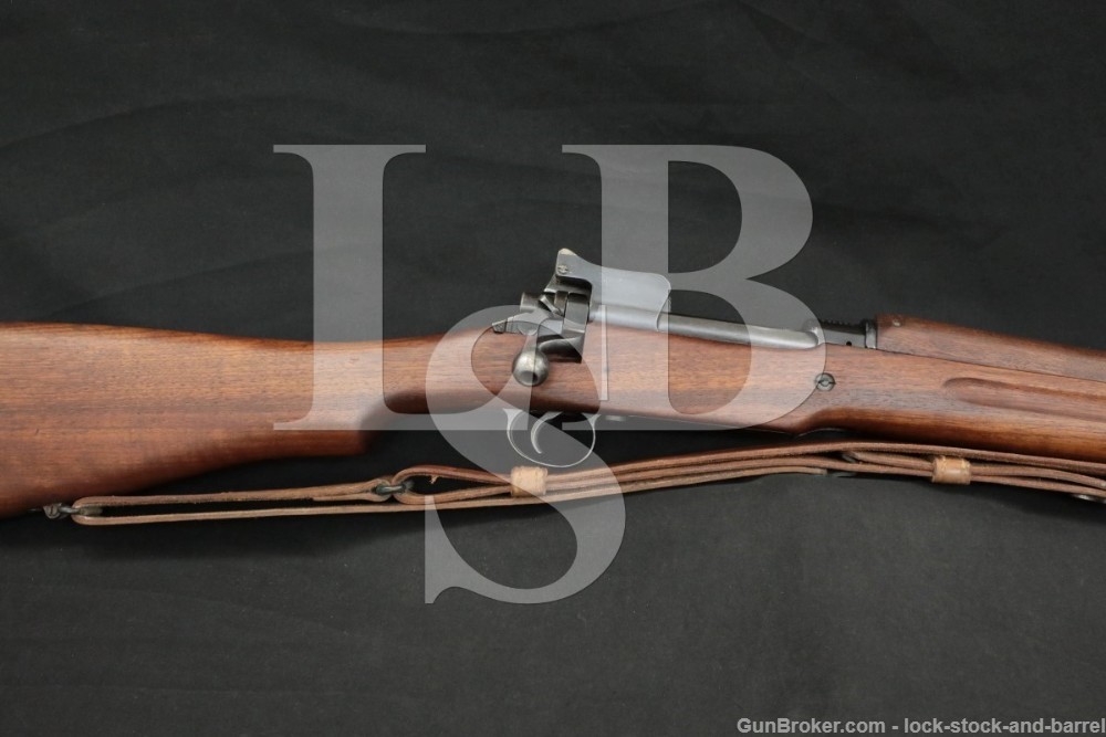 Winchester M1917 American Enfield .30-06 Bolt Action Rifle MFD 1918 C&R
