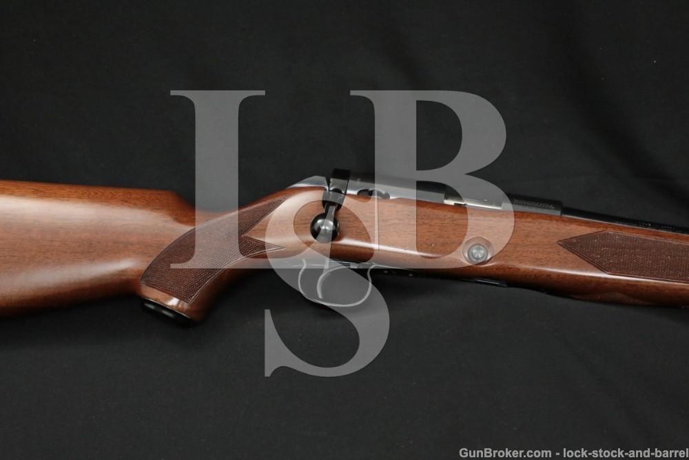 Winchester Miroku Model 52 Sporter .22 LR Bolt Action Rifle, MFD 1993-2002