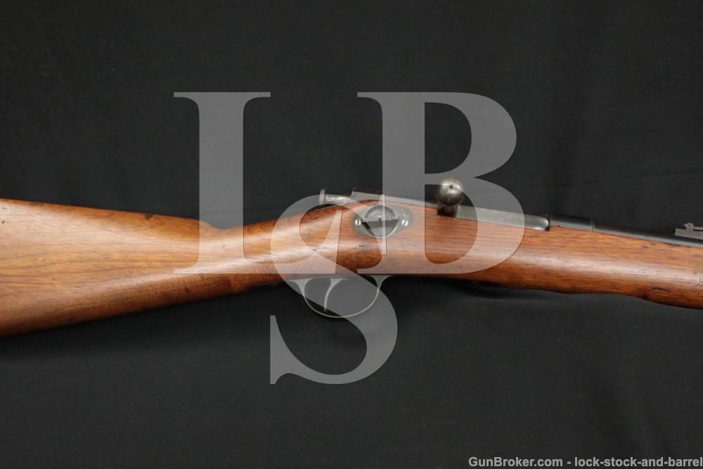 Winchester Model 1879 Hotchkiss Carbine, 1st Model .45-70 Bolt Action Rifle