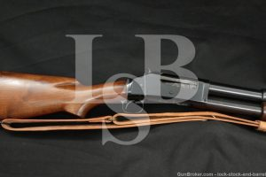 """Winchester Model 1897 20"""" CYL Solid Frame Assembled Trench Gun C&R MFD 1919"""