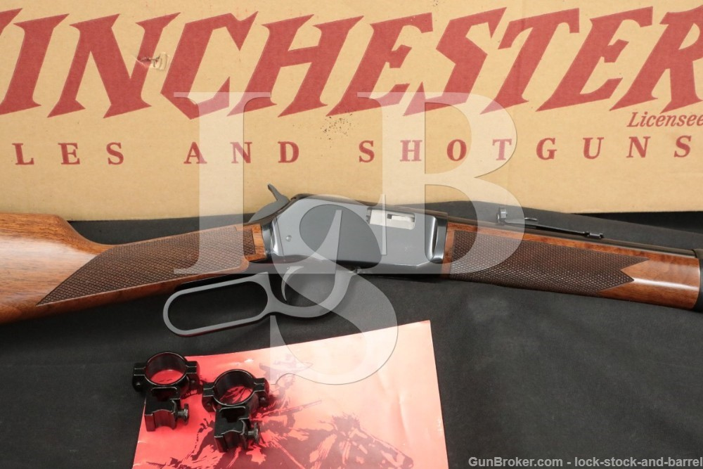 "Winchester Model 9422M .22 WMR 20"" Lever Action Rimfire Rifle MFD 1998-1999"