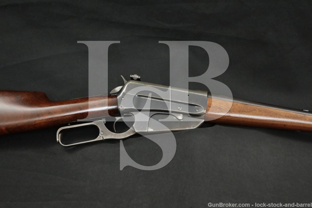 """Winchester Model 95 (1895) .30 Army 24"""" Lever Action Rifle, MFD 1924 C&R"""