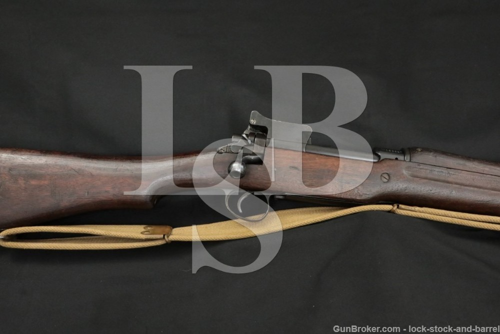 Winchester P14 Pattern 1914 Volley Sight .303 British Bolt Action Rifle C&R