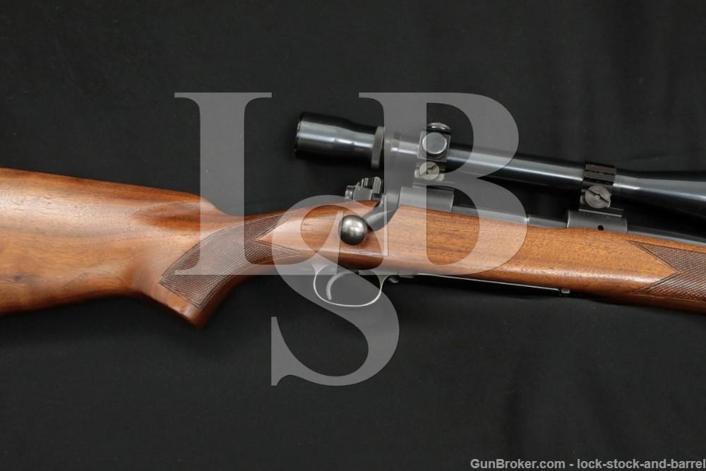 Winchester Pre-64 Model 70 G7033CN 270 Win Bolt Rifle MFD 1951 1st Year C&R