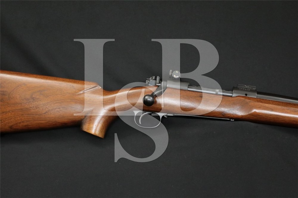 Rare Pre-64 Winchester Model 70 National Match G7091C Bolt Rifle, 1950 C&R