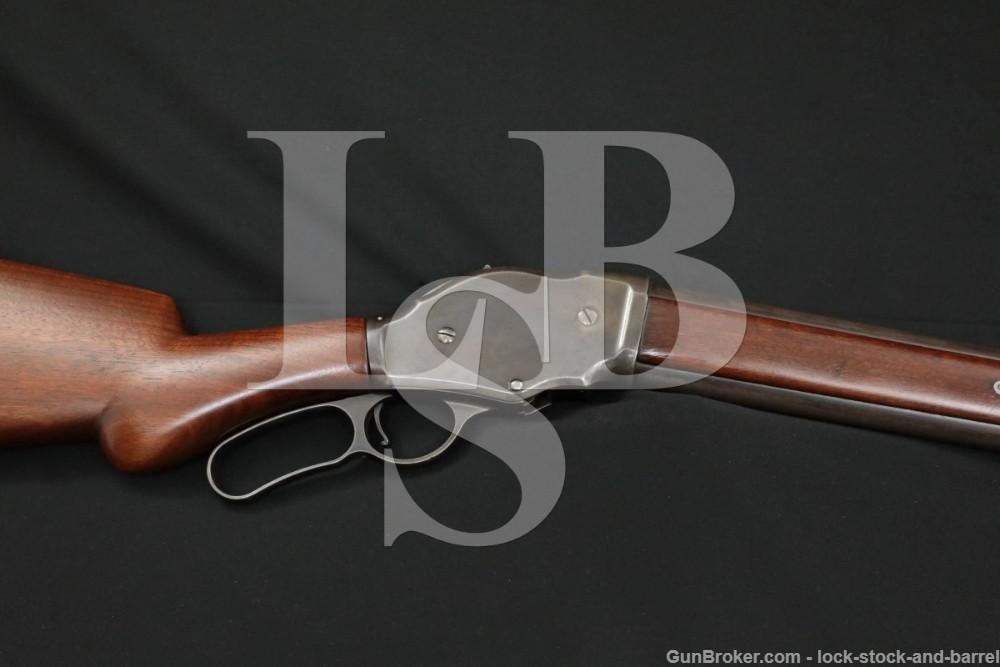 Winchester Model 1887 87 12 Gauge 30″ Lever Action Shotgun MFD 1888 Antique