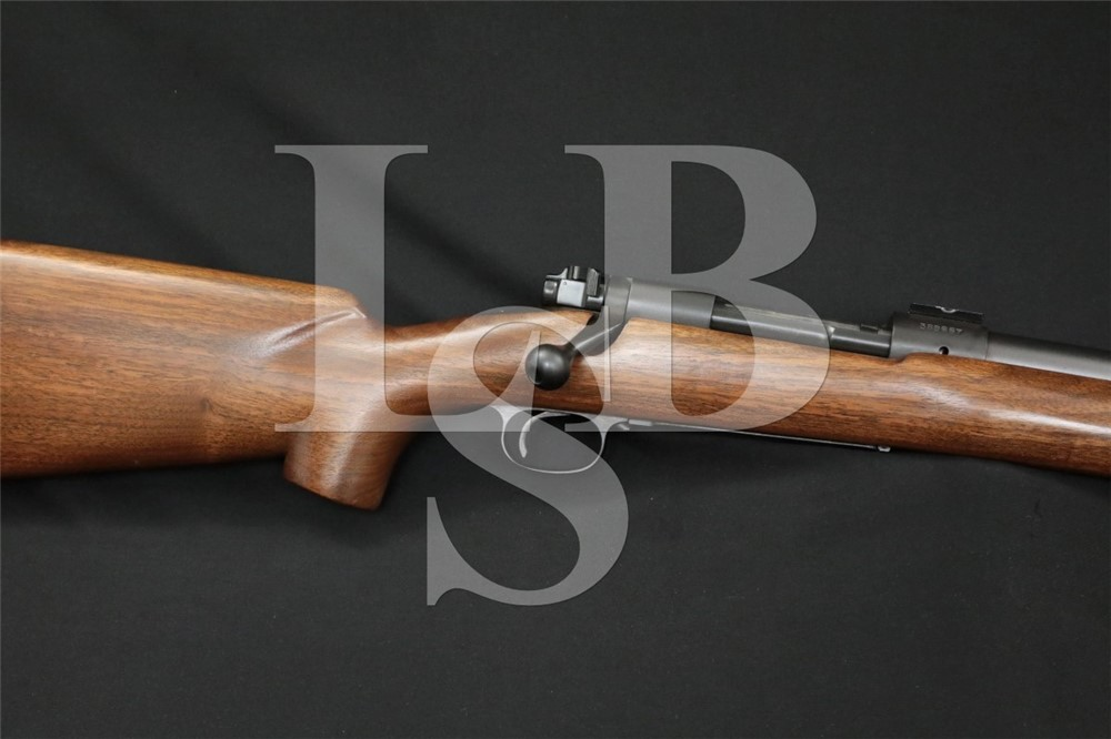 "Pre-64 Winchester Model 70 Target G7042CN 26"" .243 Win Bolt Rifle, 1956 C&R"