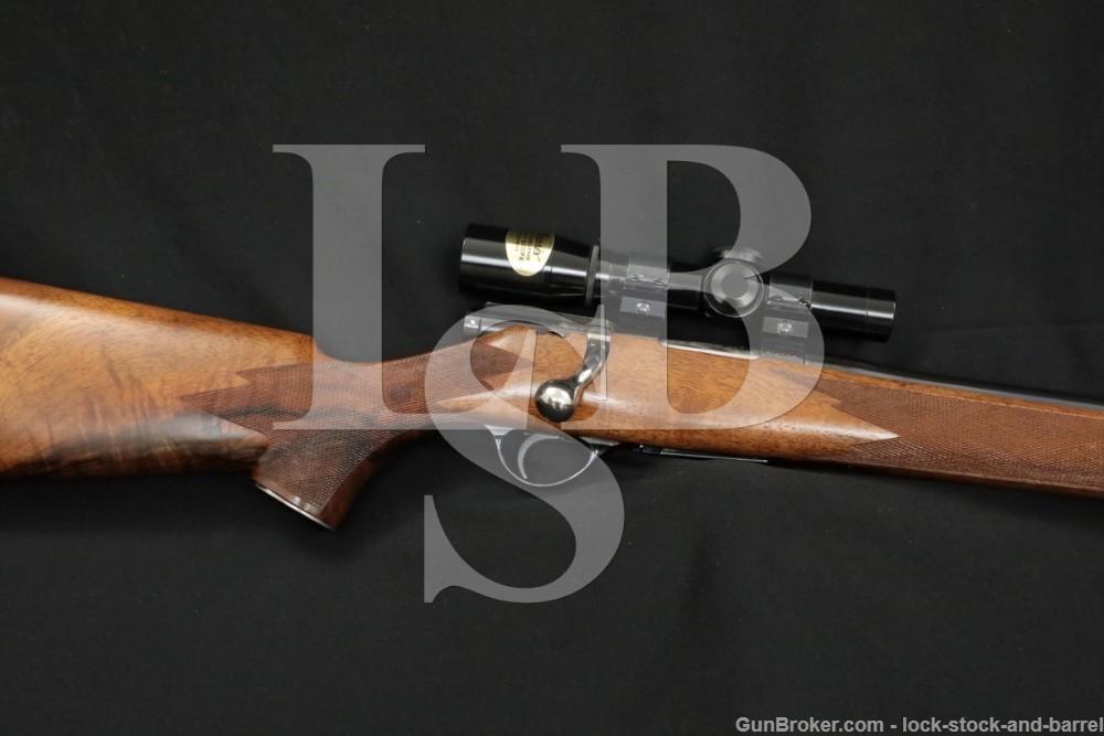 Custom Winchester Model 43 .218 Improved Bee Bolt Rifle, MFD 1949-1957 C&R