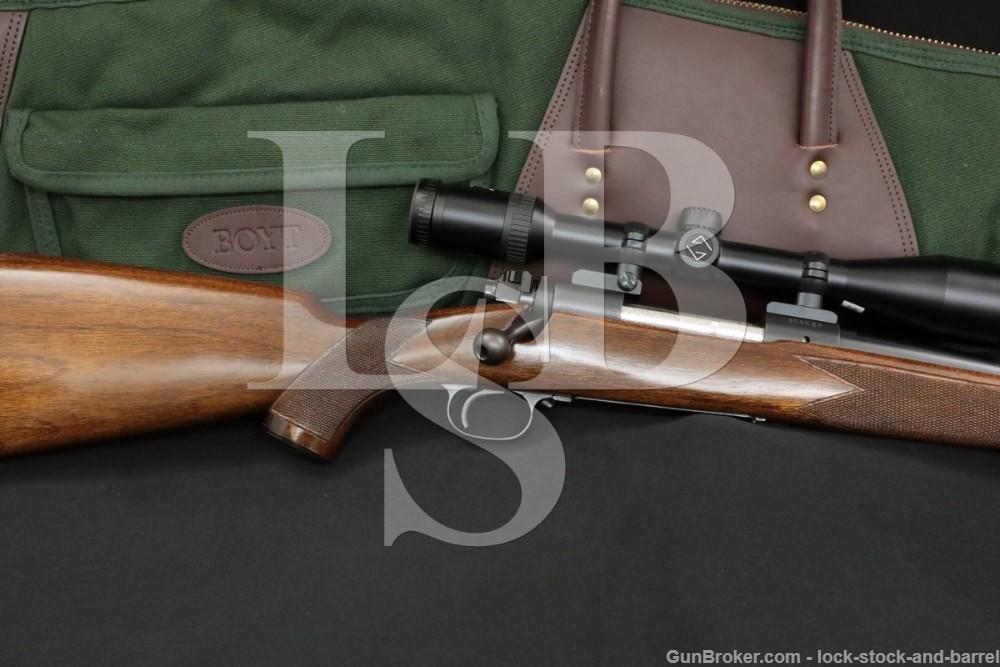Pre-64 Winchester Model 70 Super Grade 24″ .30-06 Bolt Rifle, MFD 1957 C&R