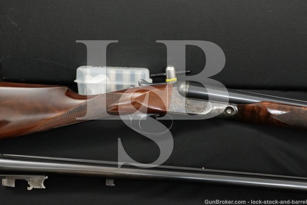 "Parker Bros GHE Grade 2 26"" & 30"" 12 GA SXS Side-by-Side Shotgun, 1929 C&R"